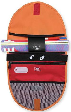 Trunki Saddle Narnaja/rojo