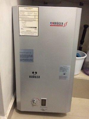 Vendo boiler de paso