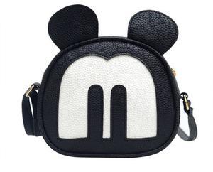 Bolsa De Mensajero  Encantadora Mickey Mouse Envío Grat