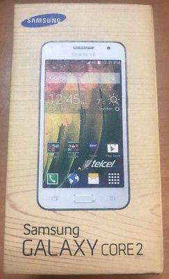 Celular Samsung Galaxy Core2 NUEVO en caja sellada