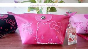 Cosmetiquera Hello Kitty. Envio Gratuito