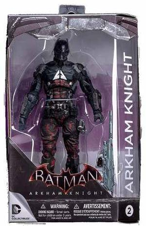 Dc Batman Arkham Knight Figura Ps4 X-box Wii Caballero Nuevo