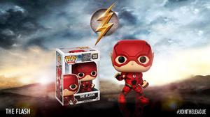 Funko Pop Dc Justice League Flash
