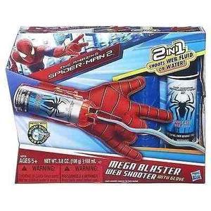 Guante Spider Man Lanza Telarañas (Hombre Araña)