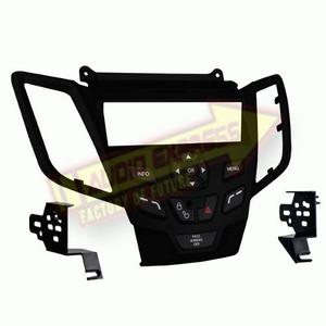 Kit Base Frente Ford Fiesta Arnes/adap Antena b