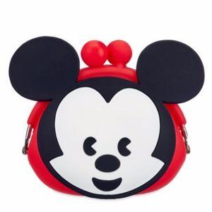 Monedero De Silicón Mickey Mouse Mxyz, Disney Store