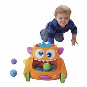 Monstruo Pelotas Saltarinas Fisher Price Fun & Learn
