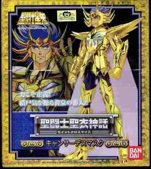 Nuevo Myth Cloth Caballero Dorado Deathmask Cancer Jp