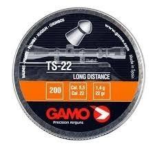 Pack De 6 Latas De Diabolo Long Distance Gamo Cal. 5.5