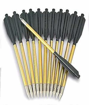 Paquete De 12 Flechas De Aluminio Para Ballesta lb Pro