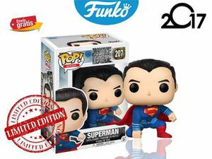 Superman Funko Pop Dc Justice League Envio Gratis