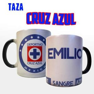 Taza Mágica Cruz Azul