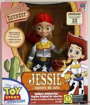 Toy story jessie vaquerita replica lujo 32 frases  7e7dc4704f6