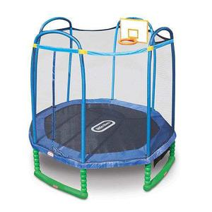 Trampolin Little Tikes 10 Pies O  Metros