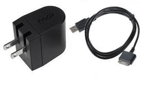 Cargador Y Cable Nook Hd Y Hd+ Bntv400 Y Bntvv = 2a -