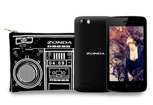Celular Zonda Music Za409 Liberado Doble Sim Barato!!