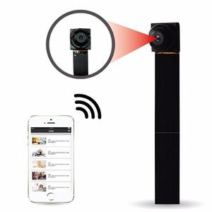Mini Camara Espia Wifi Oculta Flexor Full Hd 128 Gb 115 Hrs