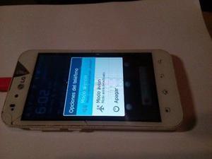 SMARTPHONE LG OPTIMUS BLACK LG P970h CON DETALLE