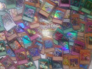 100 Cartas Comunes +4 Foil +1 Link Sin Repetir Yu Gi Oh