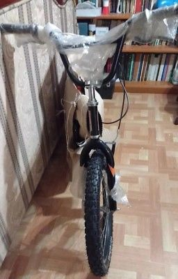Bicicleta Benotto Motocross Rodada 20
