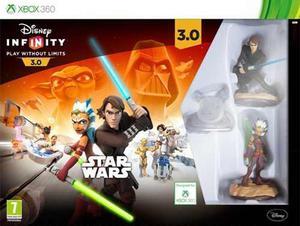 Disney Infinity 3.0 Starter Pack Star Wars Xbox 360 Nuevo