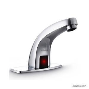 Llave Automatica Con Sensor Infrarojo Para Baño Lavamanos