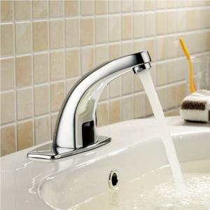 Llave Para Baño Automatica Con Sensor Infrarojo Lavabo
