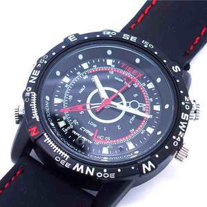 Reloj Con Camara Espia Pulsera Sport Resistente Al Agua 8 Gb