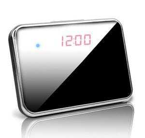Reloj Espía Cámara Espejo Video Hd Micro Sd Graba Audio