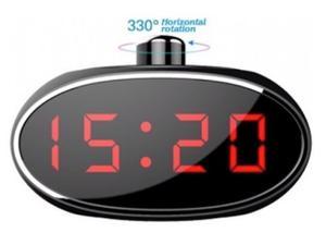 Reloj Wifi Camara Oculta Giratoria Espia Full Hd p
