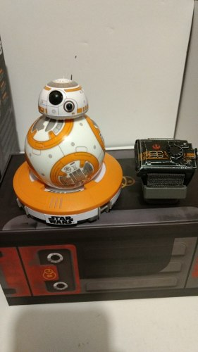 Sphero Bb-8 Star Wars Droid Con Force Band