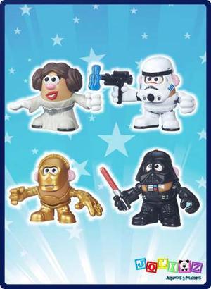 Sr. Cara De Papa - Star Wars