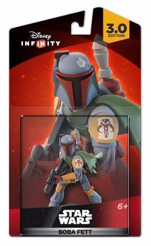 Star Wars Boba Fett 3.0 Disney Infinity Nuevo Legacyts