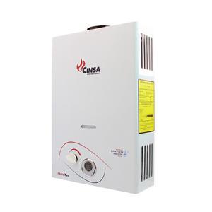 Boiler Calentador Instantáneo Cinsa Cin-06 B + Envio Gratis