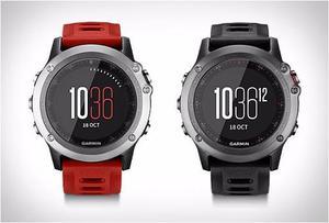 Garmin Reloj Gps Fenix 3 Multideporte Triatlon
