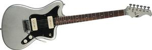 Guitarra Eléctrica Axl Mjz Marquee Plateada Az-800-srl Msi