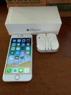 Iphone 6 Dorado 64gb Libre de Fabrica
