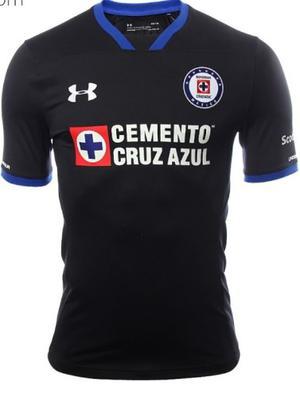 Jersey Cruz Azul Negro
