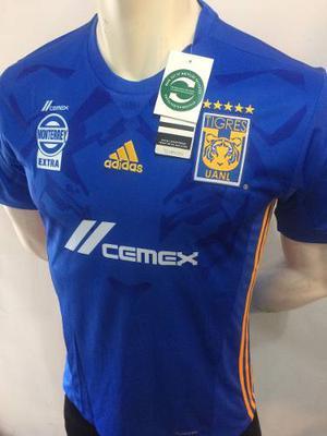 Jersey De Los Tigres Uanl  Azul