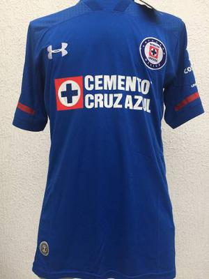Jersey Playera Cruz Azul Local