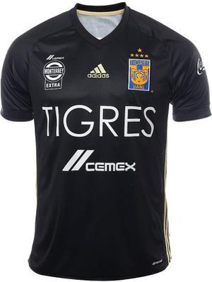 Jersey Tigres  Uanl Negro 5 Estrellas Gignac Envío