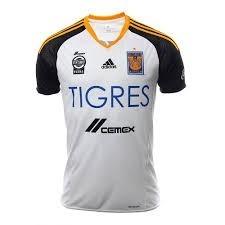 Oferta Jersey Original Tigres Uanl adidas Gala Blanca