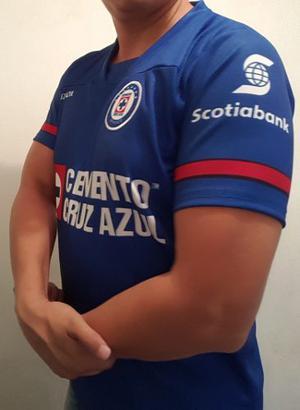 Playera Cruz Azul