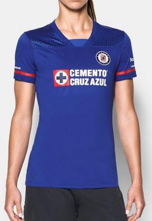 Playera Cruz Azul Femenino