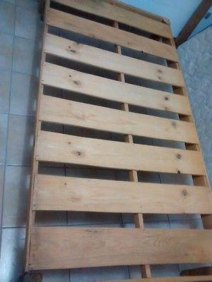 REMATO BASE MADERA Y COLCHON IND.