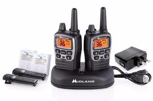 Radios Midland X Talker T71vp3 61km 38 Millas 2 Vías Evox