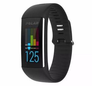 Reloj Fitness De Actividad, Polar A360 negro