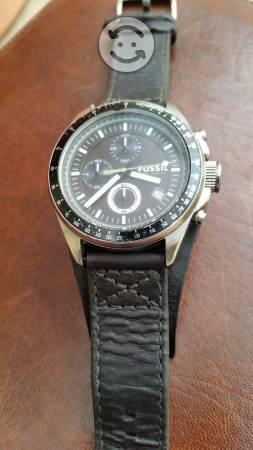 Reloj Fossil Cuff cronografo