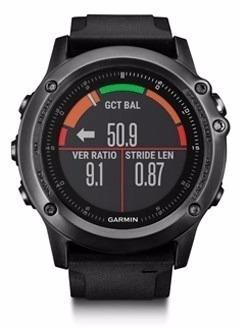 Reloj Garmin Fenix 3 Zafiro(sapphire)gratis Extensible Piel