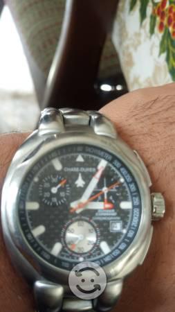 Reloj chase durer bombarder command swiss